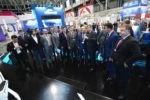 Решения «Галактики» были представлены Дмитрию Козаку и Денису Мантурову на «ИННОПРОМ-2018»
