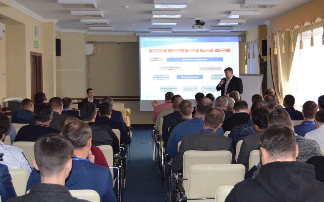 На конференции «Техническое обслуживание и ремонт промышленного оборудования» показали преимущества «Галактики ЕАМ»