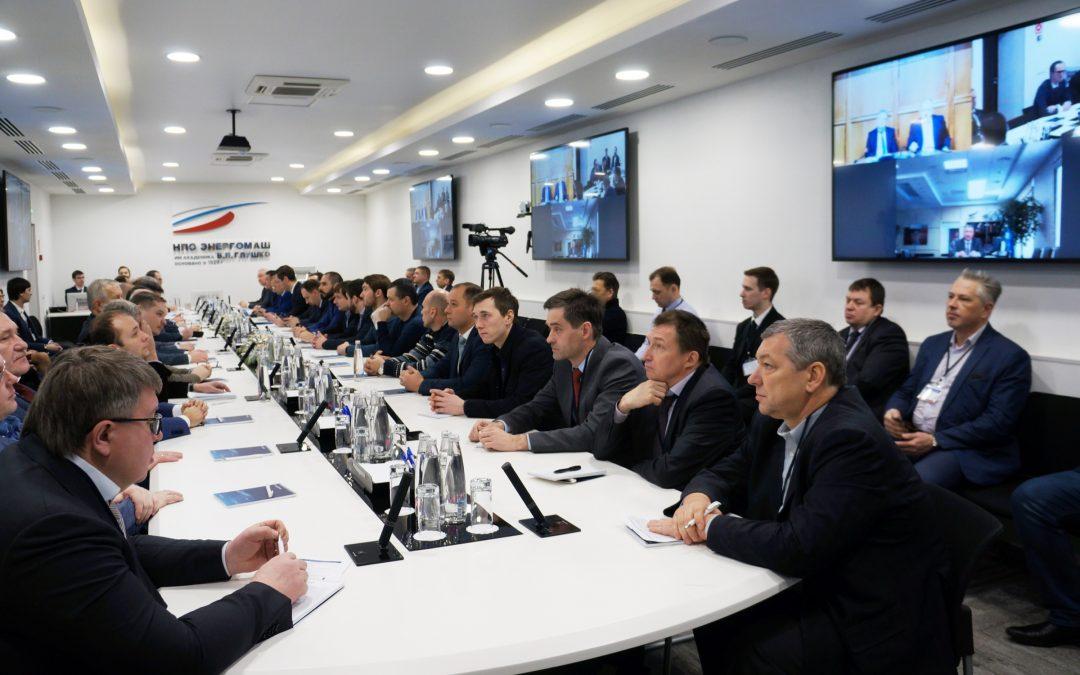 Одобрен проект стратегии информационных технологий Госкорпорации «Роскосмос»