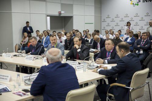 Внедрение технологических решений в промышленности обсудили на ИННОПРОМ-2018