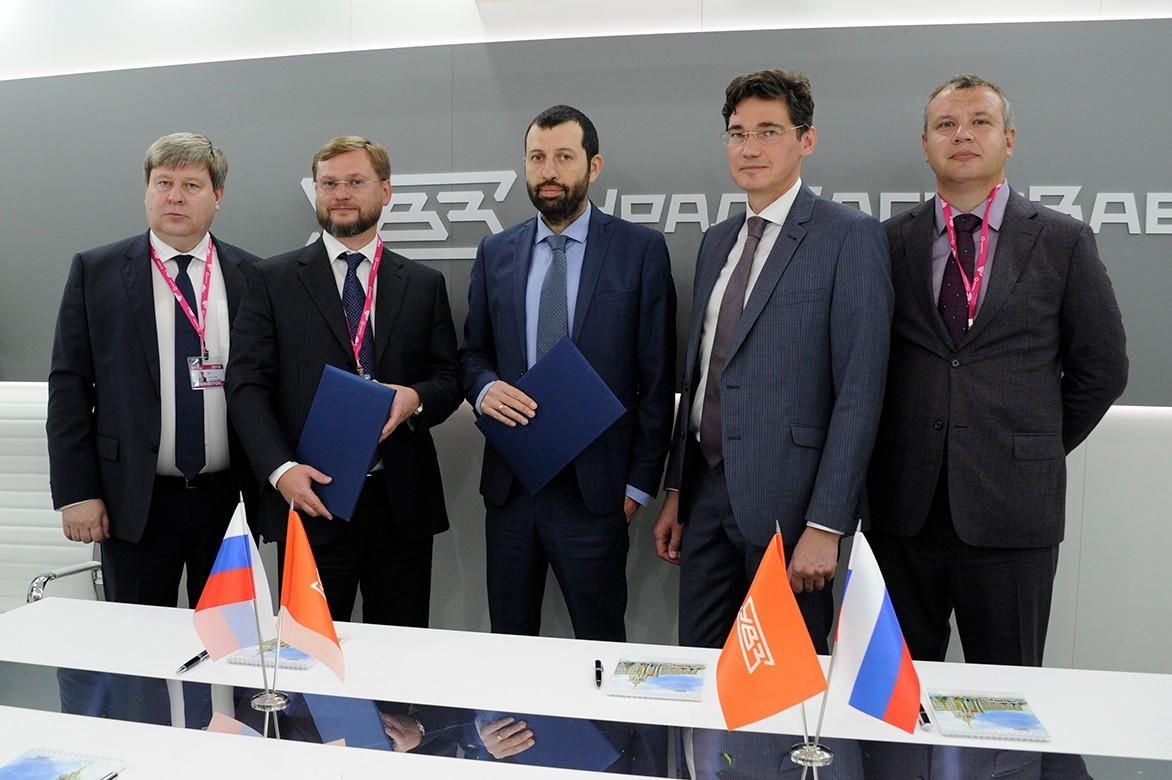 Уралвагонзавод» и «Галактика» создадут совместное предприятие для цифровизации производства