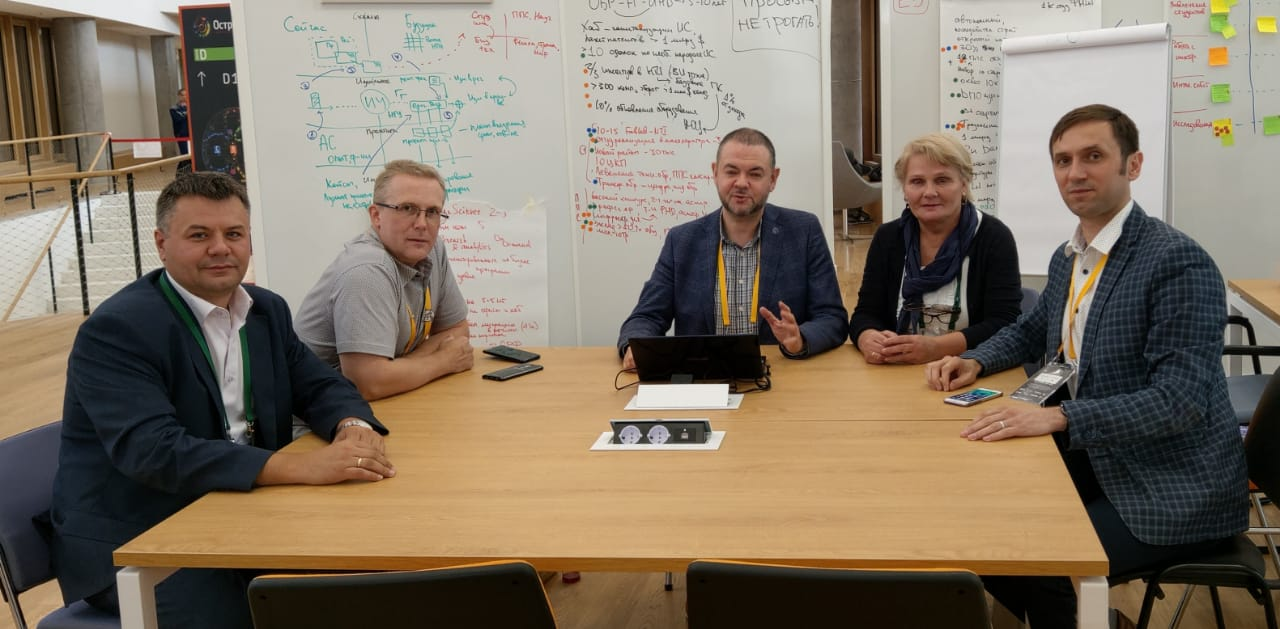 В Сколково подписано соглашение о развитии сотрудничества с ТГУ